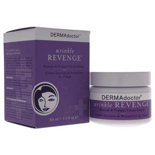 DERMAdoctor Wrinkle Revenge 1.7-ounce Rescue & Protect Facial Cream