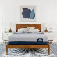Serta iComfort Blue Max 1000 13-inch Cushion Firm Split Queen-size Gel Memory Foam Mattress Set