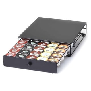 Nifty Home Products Single Tier K-Cup Drawer - 30 Capacity