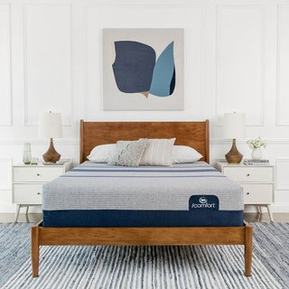 Serta iComfort Blue Max 1000 13-inch Cushion Firm Twin XL-size Gel Memory Foam Mattress Set plus $300 Gift Card