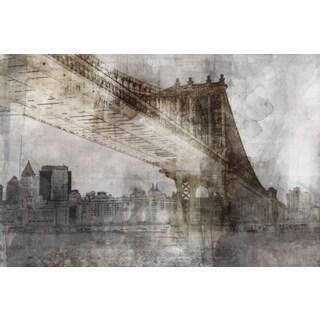 Joshua 'London Bridge' Canvas Art