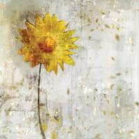 Yellow Brick Road 01 canvas art gel brush finish 24X24