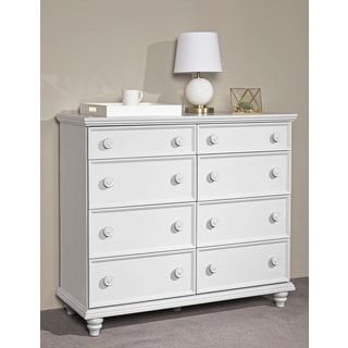 Notting Hill 8 Drawer Dresser