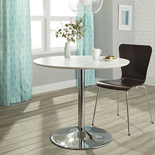 Simple Living Pisa Round Dining Table