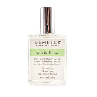 Demeter Gin & Tonic Pick Me Up Women's 4-ounce Cologne Spray (Unboxed)