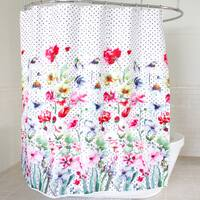 "Bonita Fabric Shower Curtain (70""x72"")"