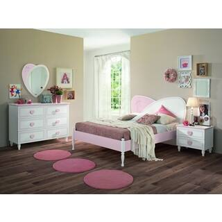 My Youth Princess Kids 4 Piece Full Bedroom Set|https://ak1.ostkcdn.com/images/products/16342723/P22703303.jpg?impolicy=medium