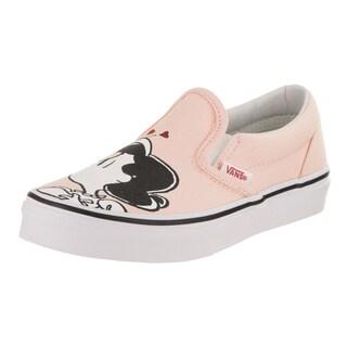 Vans Kids Classic Peanuts Slip-on Skate Shoe