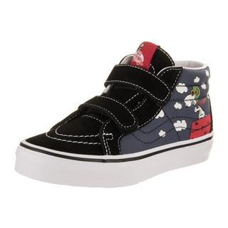Vans Kids Sk8-Mid Reissue V (Peanuts) Skate Shoe