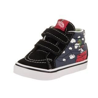Vans Toddlers Sk8-Mid Reissue V (Peanuts) Skate Shoe