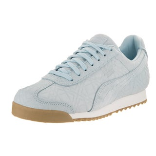 Puma Women's Roma Emboss Forest Casual Shoe
