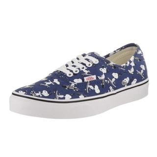 Vans Unisex Authentic (Peanuts) Skate Shoe