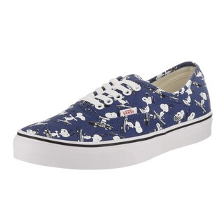 Vans Unisex Authentic (Peanuts) Skate Shoe