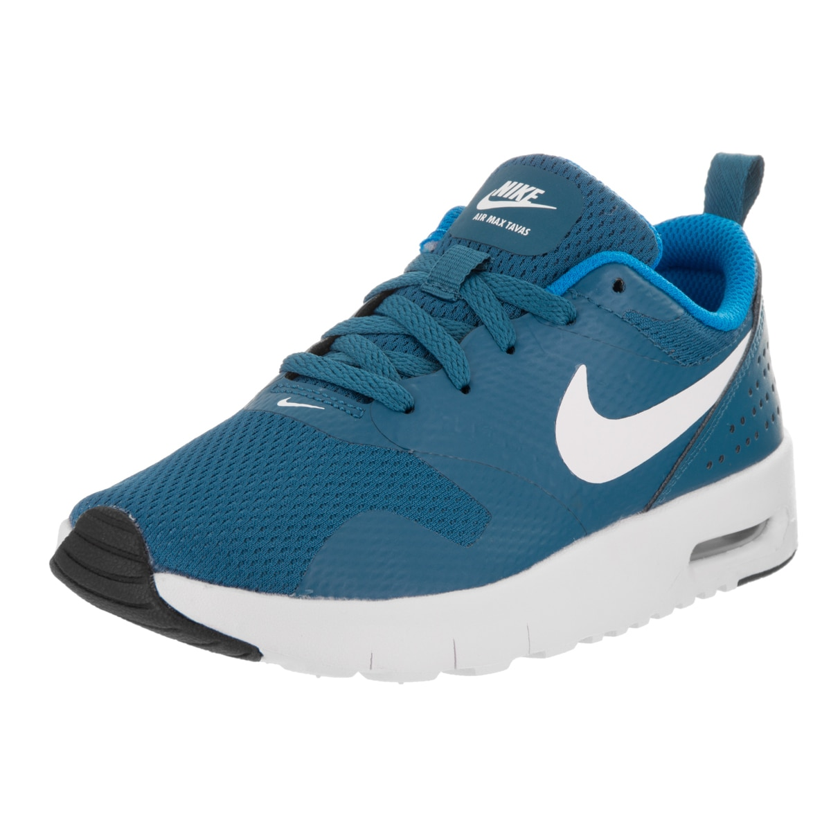 buy popular 10804 ef2ab Shop Nike Kids Air Max Tavas (PS) Running Shoe - Free Shipping Today -  Overstock - 16342776 - 3