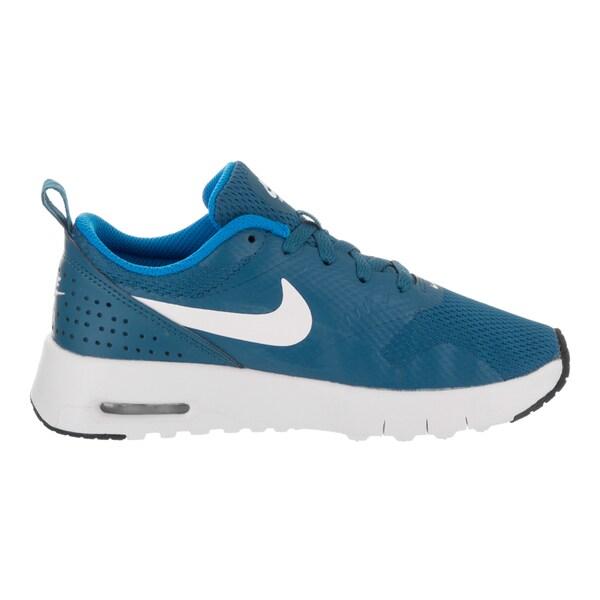 Shop Nike Kids Air Max Tavas (PS) Running Shoe Free