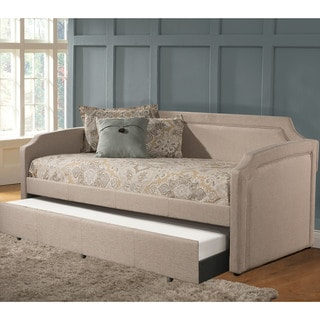 Art Van Brenton White Daybed With Trundle Free Shipping