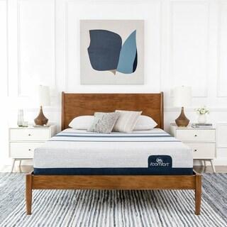 Serta iComfort Blue 300 11-inch Twin XL-size Gel Memory Foam Mattress Set