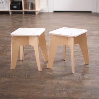 Wooden Kids Stools|https://ak1.ostkcdn.com/images/products/16342947/P22703346.jpg?impolicy=medium