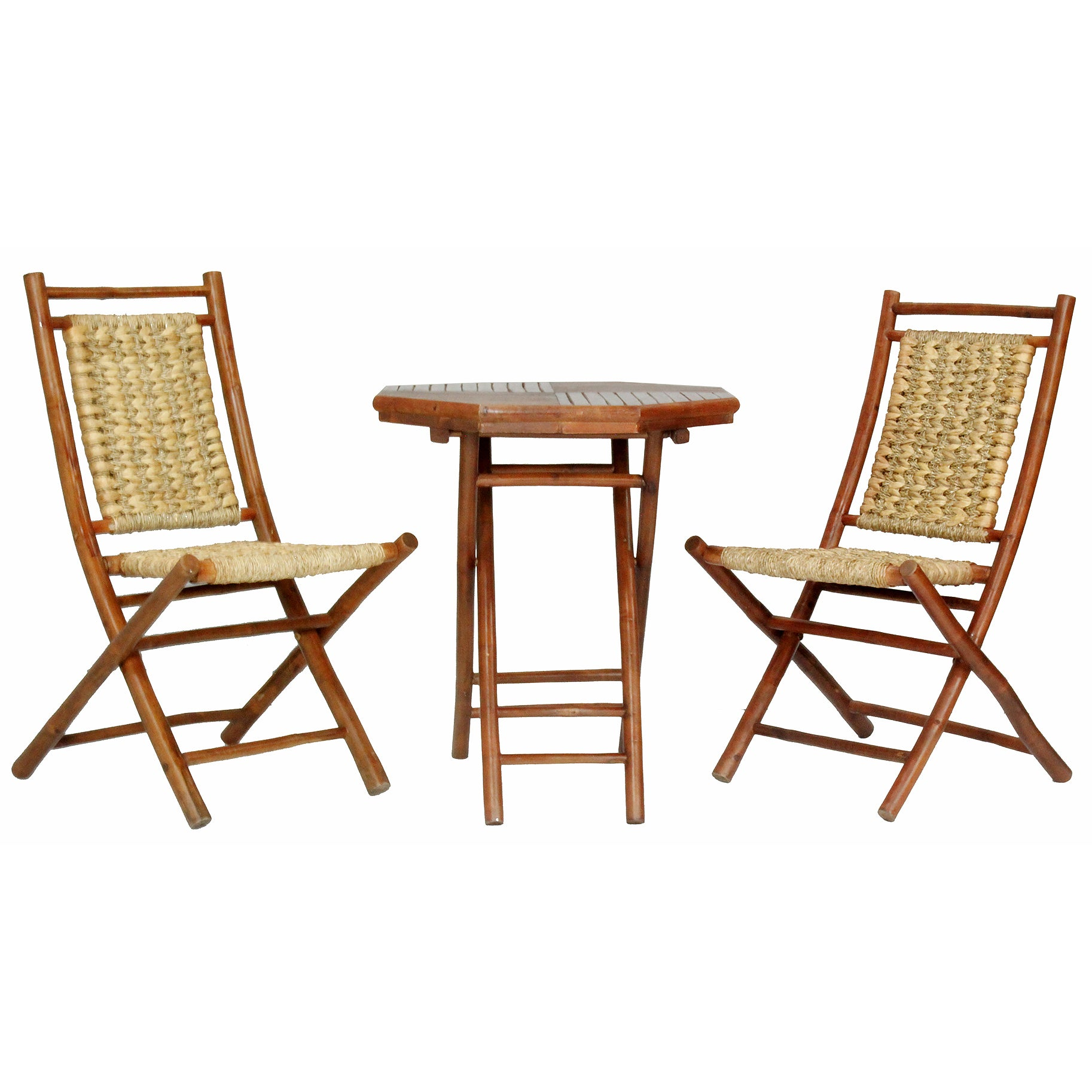 Kauai 3-piece Indoor/Outdoor Bistro Set | eBay