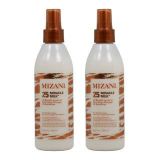 Mizani 25 Miracle Milk 8.5-ounce Leave-in Conditioner (Pack of 2)