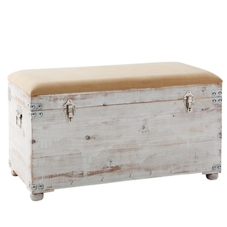 Charmant Cushion Seater Trunk   Natural