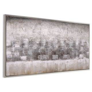 Gild Design House 'Desert Horizon' Framed Canvas Art
