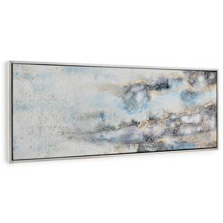 Gild Design House 'Wonderlust' Hand-painted Canvas Art
