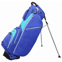 OUUL Ribbed 5 way Golf Stand Bag