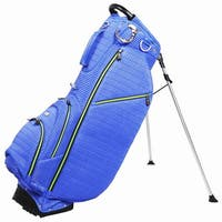 OUUL Ribbed 5 way Golf Stand Bag