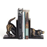 Danya B. Labrador Dog Bookend Set