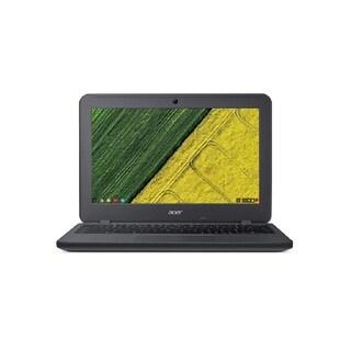 "Acer C771T-C1WS 11.6"" Touchscreen LCD Chromebook - Intel Celeron 3855"