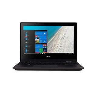 Acer TravelMate Spin B1 2-in-1 Notebook with Intel Celeron N3450, 4GB 128GB SSD