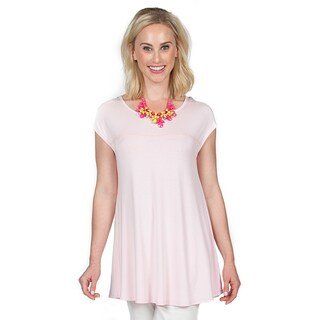 Xehar Women's Ruffle Hem Tunic (3 options available)