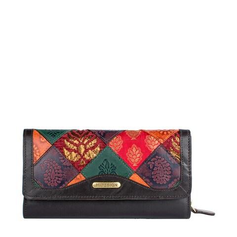 Hidesign Baga RFID Blocking Trifold Leather Wallet