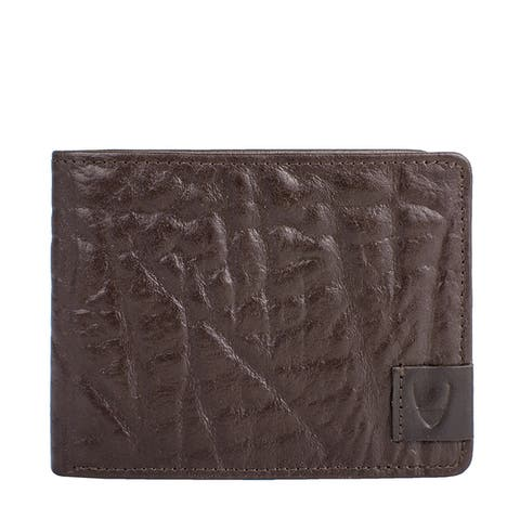 Hidesign Elephant Leather RFID Blocking Trifold Wallet