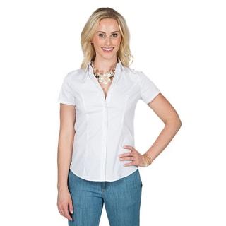 Xehar Women's Collar Button Down Shirt