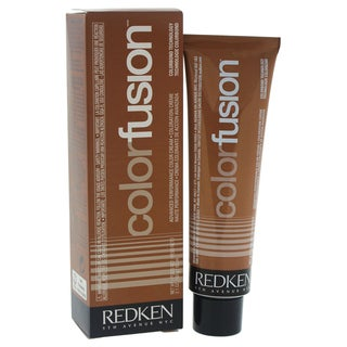 Redken Color Fusion Color Cream Natural Fashion 6Mv Mahogany/Violet