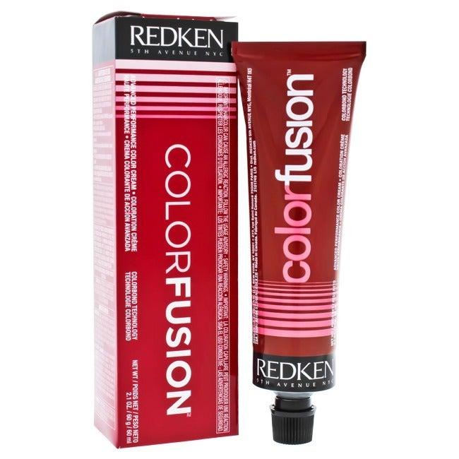 Redken Color Fusion Color Cream Fashion 8T Titanium, Red