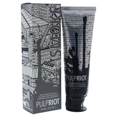 Pulp Riot 4-ounce Semi-Permanent Color Smoke Grey