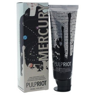 Pulp Riot 4-ounce Semi-Permanent Color Mercury Silver