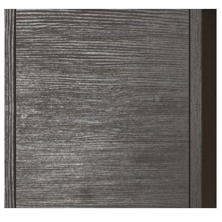 Eviva Escorpio Modern Wenge 14 Inch Bathroom Side Cabinet With Wall Mount