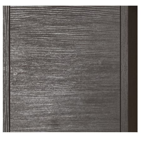 Eviva Escorpio Modern Wenge 14-inch Bathroom Side Cabinet with Wall Mount