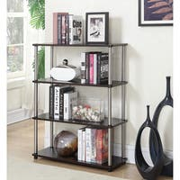 Convenience Concepts Designs2Go No Tools Bookcase