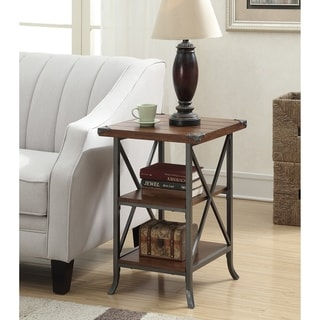 Link to Carbon Loft Brookline End Table Similar Items in Living Room Furniture