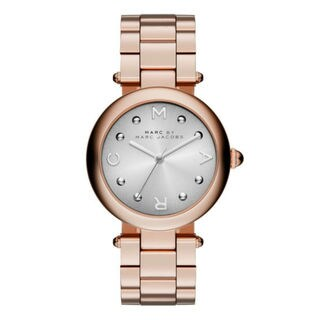 Marc Jacobs Dotty Silver Women's Watch