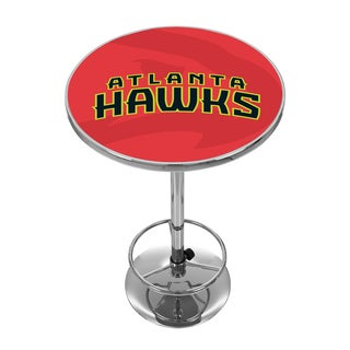 "NBA Chrome Pub Table - Fade - 31""H"