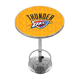 NBA Chrome Pub Table - City (More options available)