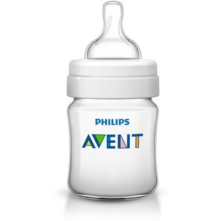 Philips Avent 4-ounce Anti-Colic Baby Bottle