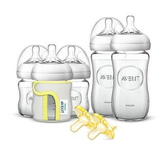 Philips Avent Natural Glass Bottle Gift Set https://ak1.ostkcdn.com/images/products/16372373/P22729337.jpg?impolicy=medium