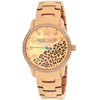 Just Cavalli Women's 7253127510 Huge Watches